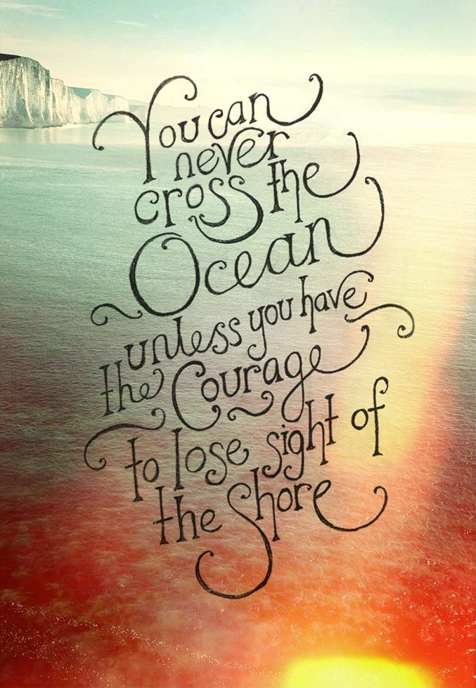 Cross the Ocean