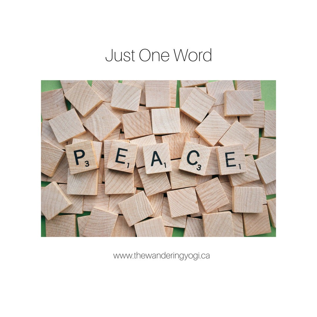 Just One Word-2